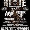 Rude Festival Germany