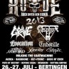 Before Ciada to play at Rude Fest Germany